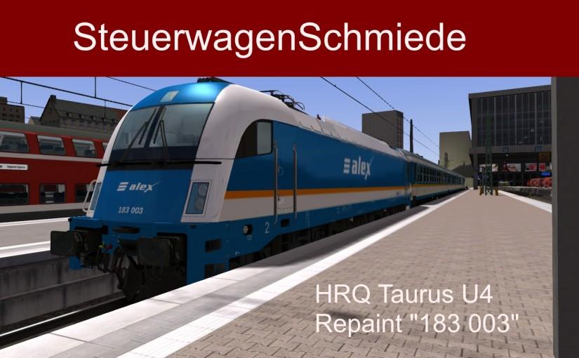 Repaint für HRQ Taurus