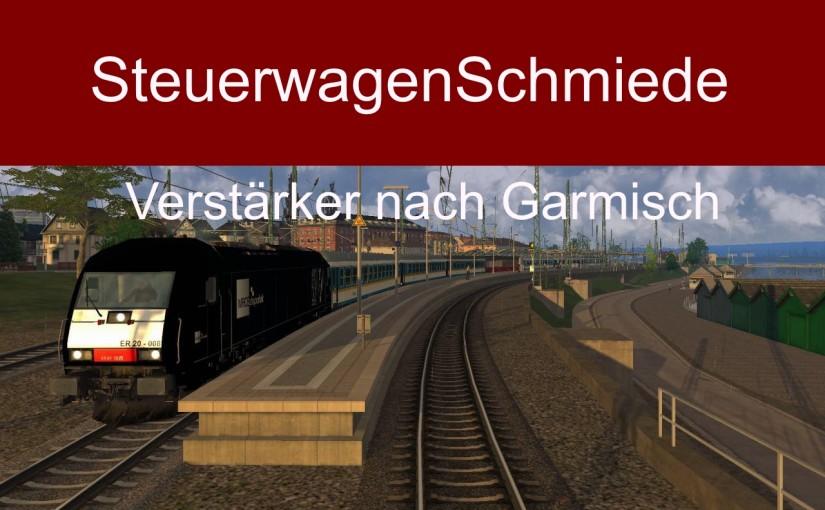 Jetzt verfügbar: Verstärker nach Garmisch