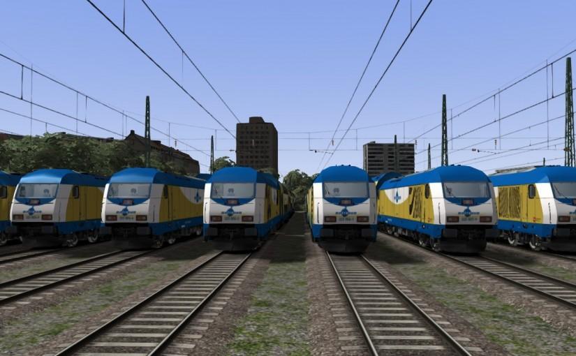 Die ER20 ist am Zug…
